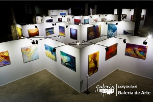 New Artists at LiR Galeria de Arte