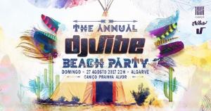 The Annual Dj Vibe Beach Party at Caniço
