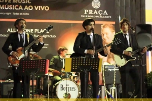 Tribute to the Beatles at SandCity