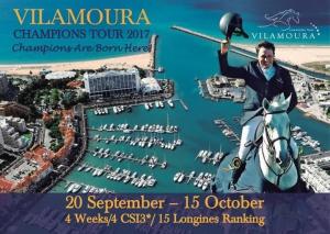 Vilamoura Champions Tour 2017 - Vilamoura Equestrian Centre