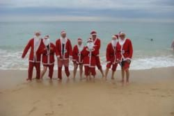 Swim for Shoes, Christmas and New Year in Algarve