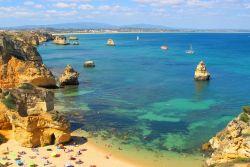 Lagos beaches, Algarve