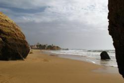 Praia do Vau Beach
