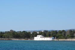 Ria Formosa islands