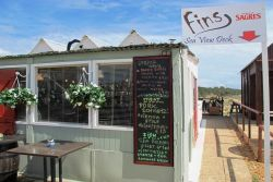 Fins Beach Restaurant and Bar, Algarve