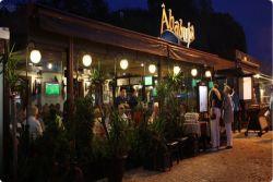 Abauja restaurant, Alvor, Algarve