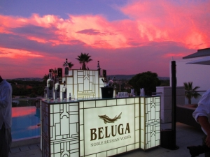 Beluga and Caviar Bar, Conrad Algarve