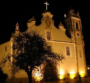 Portimão by night