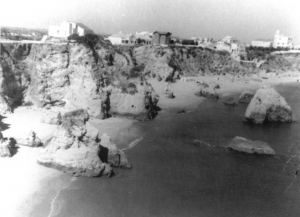 Praia da Rocha, 1960's
