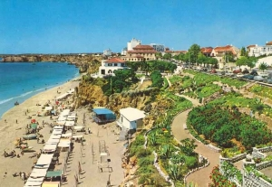Praia da Rocha - 1970's