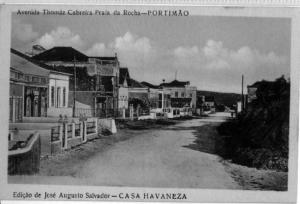 Praia da Rocha, Av. Tomaz Cabreira