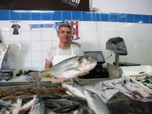 Quarteira Fish Market