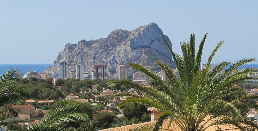 Ifach Penon in Calpe, Alicante