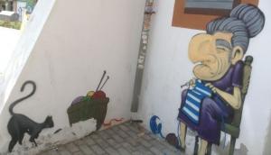 Alicante's street art