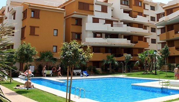 Taylor Wimpey property at La Recoleta, Punta Prima, Torrevieja, Alicante