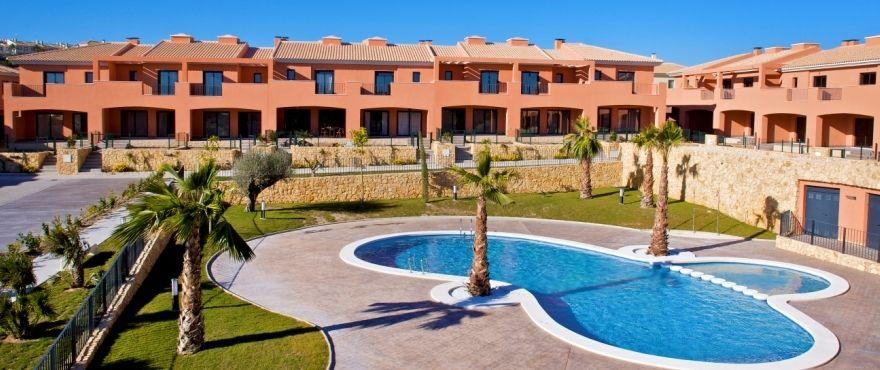 Las Brisas de Alenda property from Taylor Wimpey, Alicante
