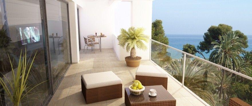 Taylor Wimpey property in Villajoyosa, Alicante