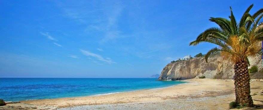Playa Paraiso, Villajoysa, Alicante
