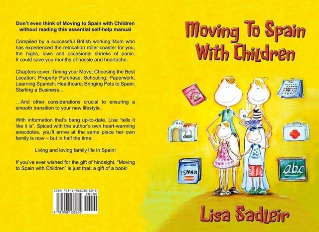 Moving to Spain with Children by Lisa Sadleir