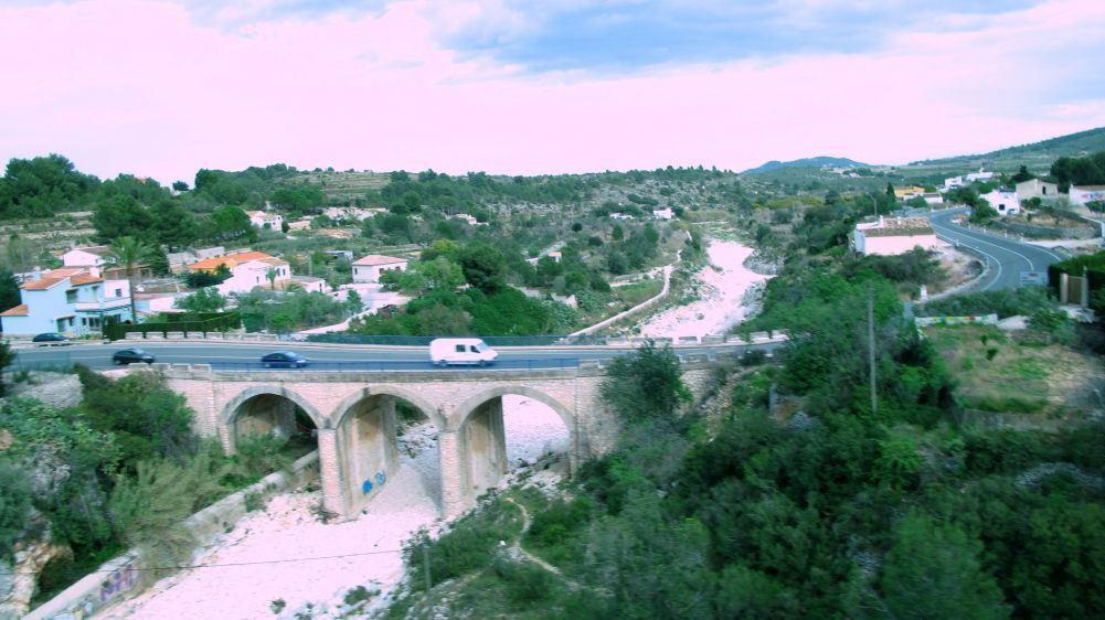 Gata de Gorgos viaduct