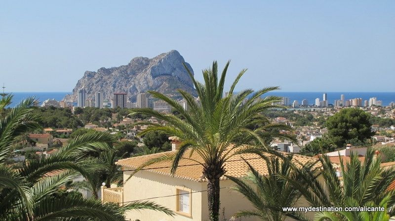 Calpe and its impressive Ifach rock