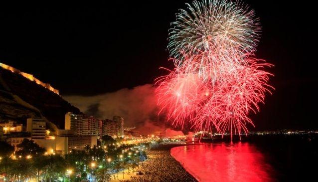 Summer music festivals in Alicante