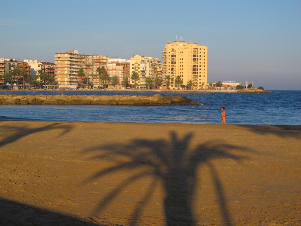 Playa del Cura, Torrevieja