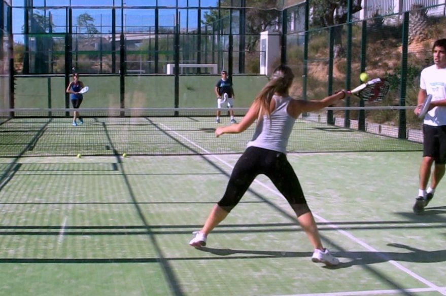 Tennis at Torrevieja Sports City