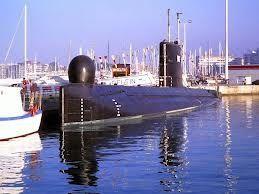 Torrevieja Delfin submarine