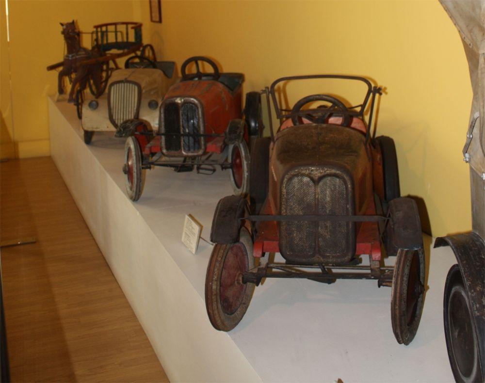 Vintage toys in Denia