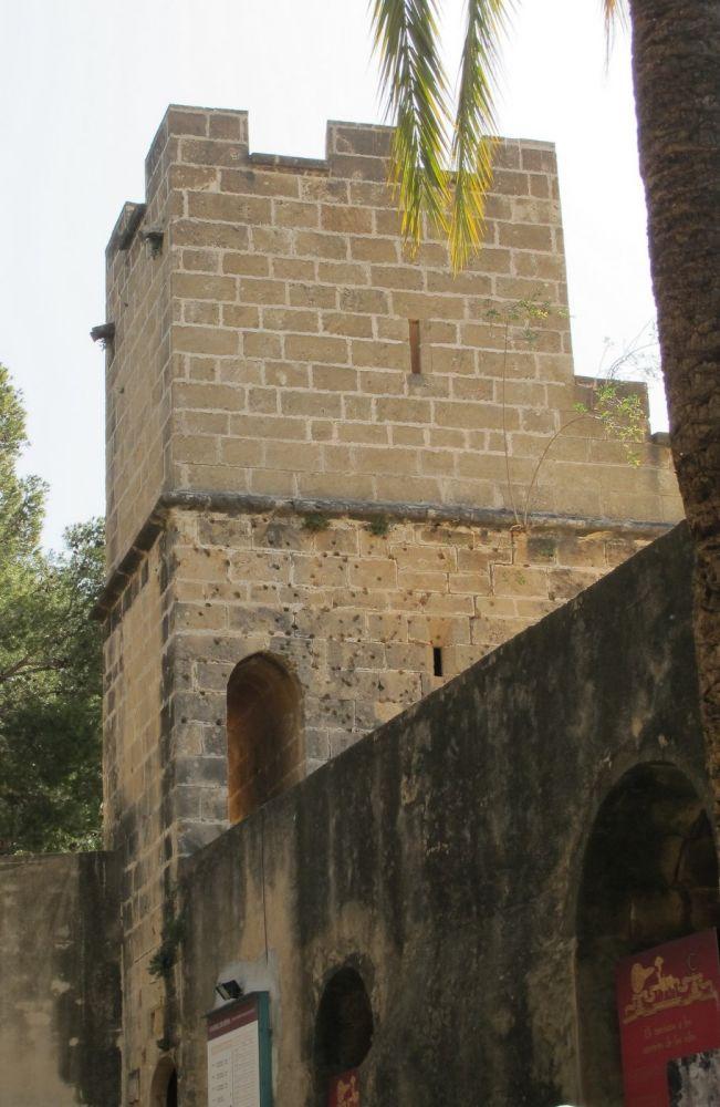 Impressive Denia castle