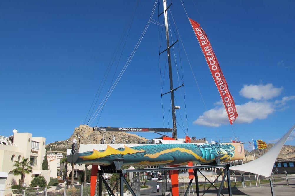 Volvo Ocean Race, Alicante