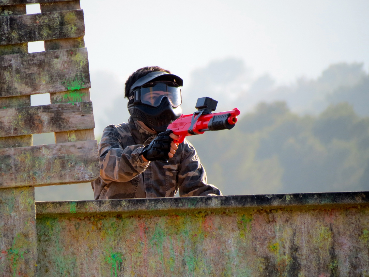 Paintball de Elite