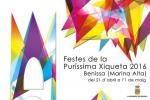 Benissa Fiesta - Purissima Xiqueta