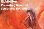 Exhibition by artist Jenny Anne Morrison & sculptor Georgie Poulariani