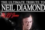 JJ Jones, Neil Diamond Tribute & Andy Wood tribute to Tom Jones