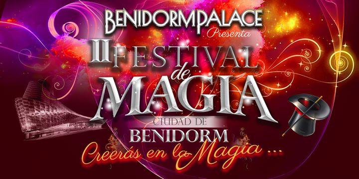 """2' Gala Magica """"Ciudad de Benidorm"""""""