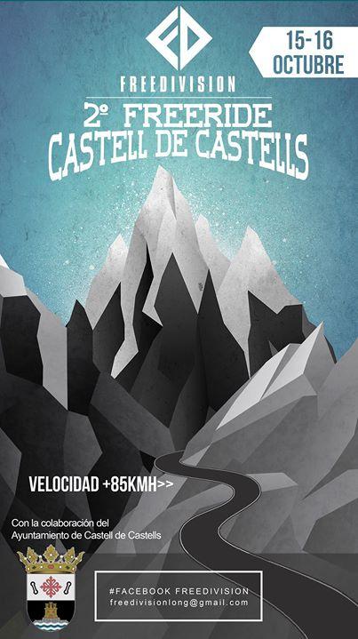 2º FREERIDE Castell de Castells