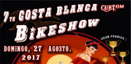 7th costa blanca custom bikeshow