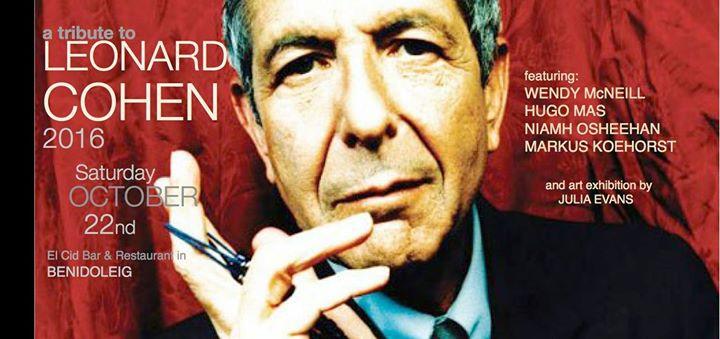 A Tribute to Leonard Cohen