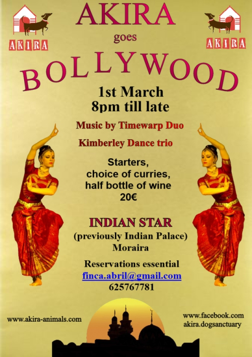 Akira goes Bollywood