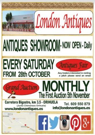 Antique & Collectors Fair