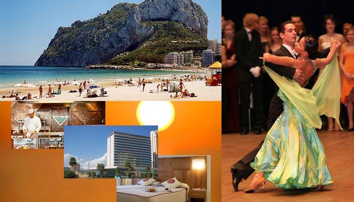 Ballroom/Modern & Latin in Calpe, Spain