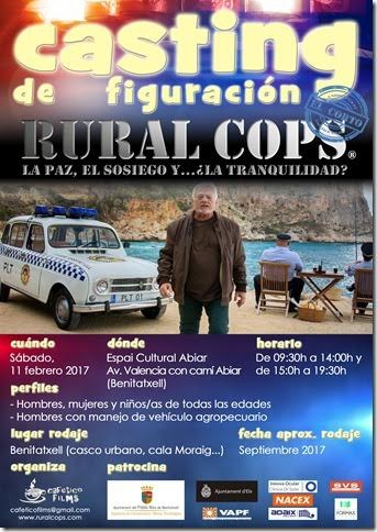 Castings for Rural Cops movie
