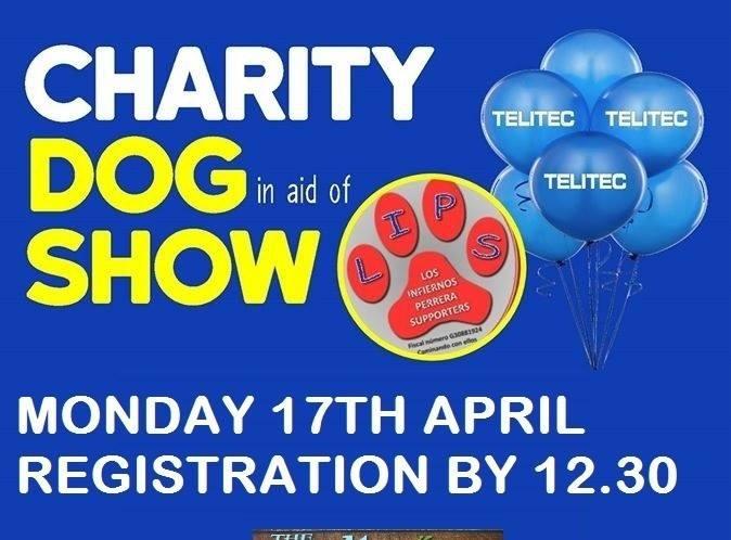 Charity Dog Show & Easter Egg Hunt