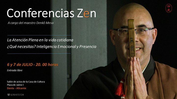 Conferencias Zen