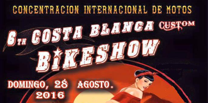 Costa Blanca Custom Bike Show