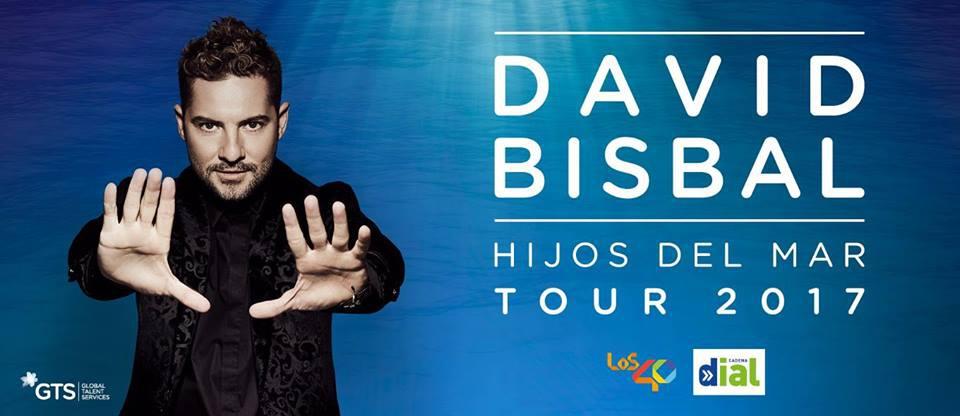 David Bisbal in Alicante