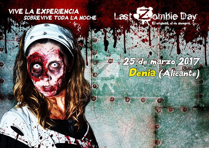 Eventos Zombies en Dénia