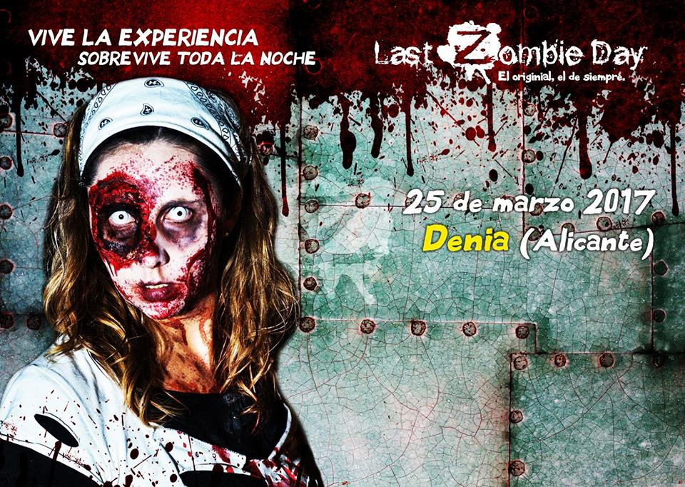Zombies in Denia